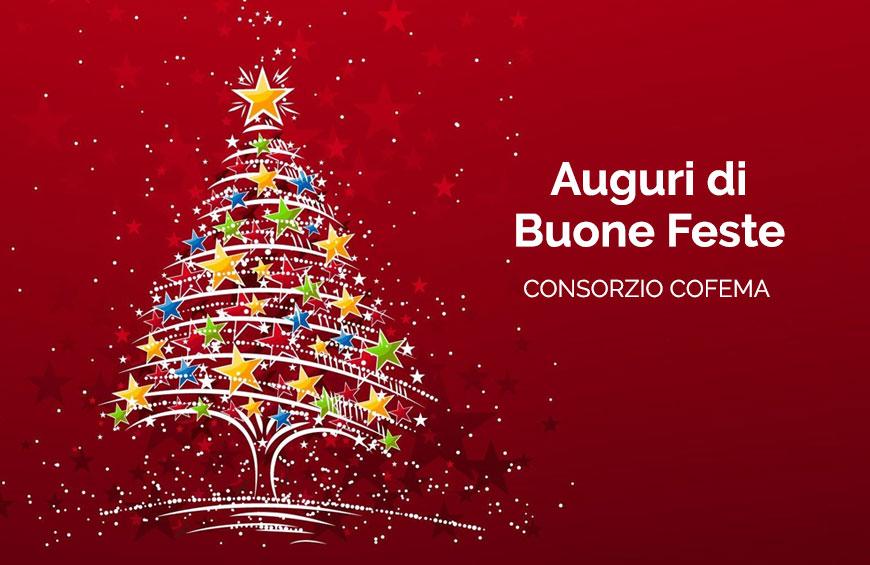 Il Consorzio augura a tutti voi, Buon Natale